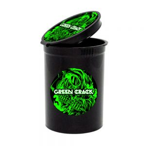 Green Crack Pop Top