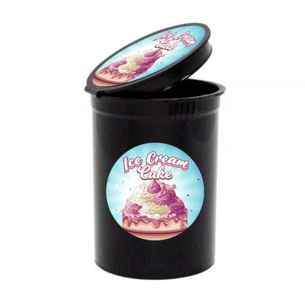 Ice Cream Cake pop top