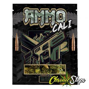 AMMO Cali Mylar Bags