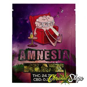 Amnesia Mylar Bags