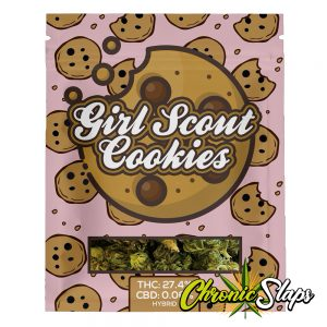 Girl Scout Cookies Mylar Bags