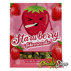 Strawberry Cheesecake Mylar Bags