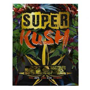 Super Kush Mylar Bags