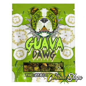 Guava Dawg Mylar Bag
