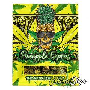 Pineapple Express Mylar Bags